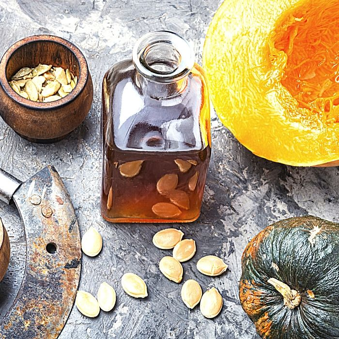 Pumpkin Seed Oil for C60