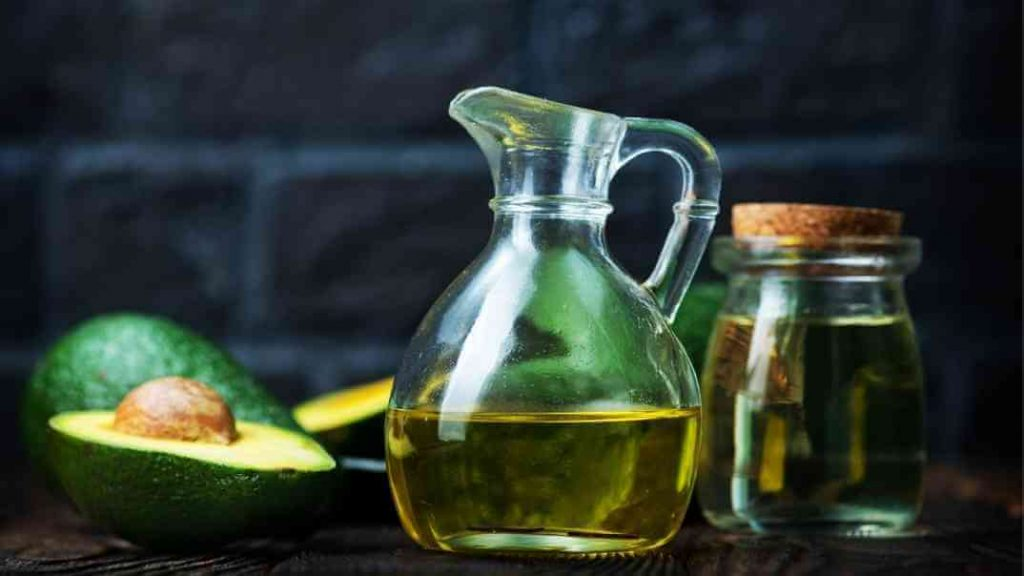 Avocado oil for our C60 in avocado oil