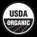 USDA organic certified produce